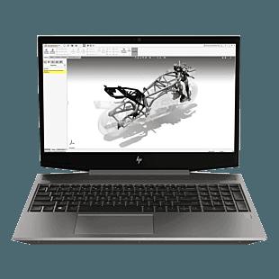 Portátil HP Zbook 15V G5