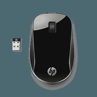 Mouse Inalámbrico HP Z4000 Negro
