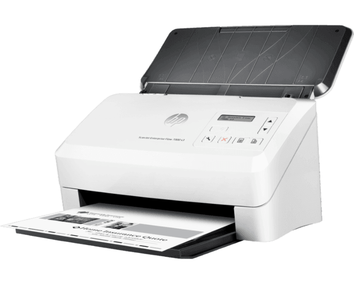 Escaner Hp Scanjet Enterprise Flow 7000 S3