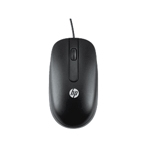 Mouse HP de 1000 ppp