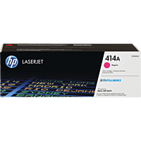 Cartucho de Tóner HP 414A Magenta LaserJet Original