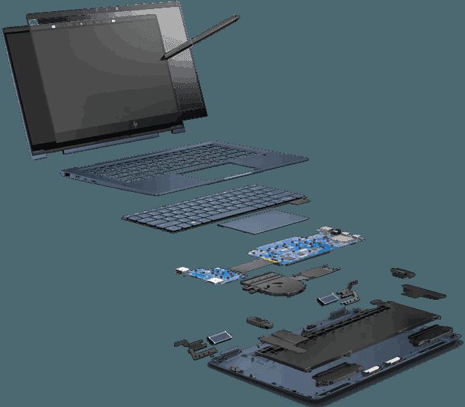 Procesador | HP Elite Dragonfly