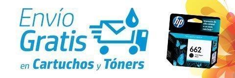 Envío gratis en Tintas y Tóners HP