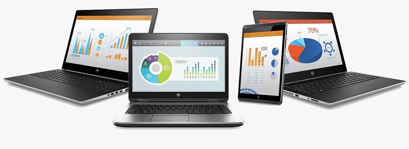 Portátiles y tablets HP Pro   Movilidad profesional