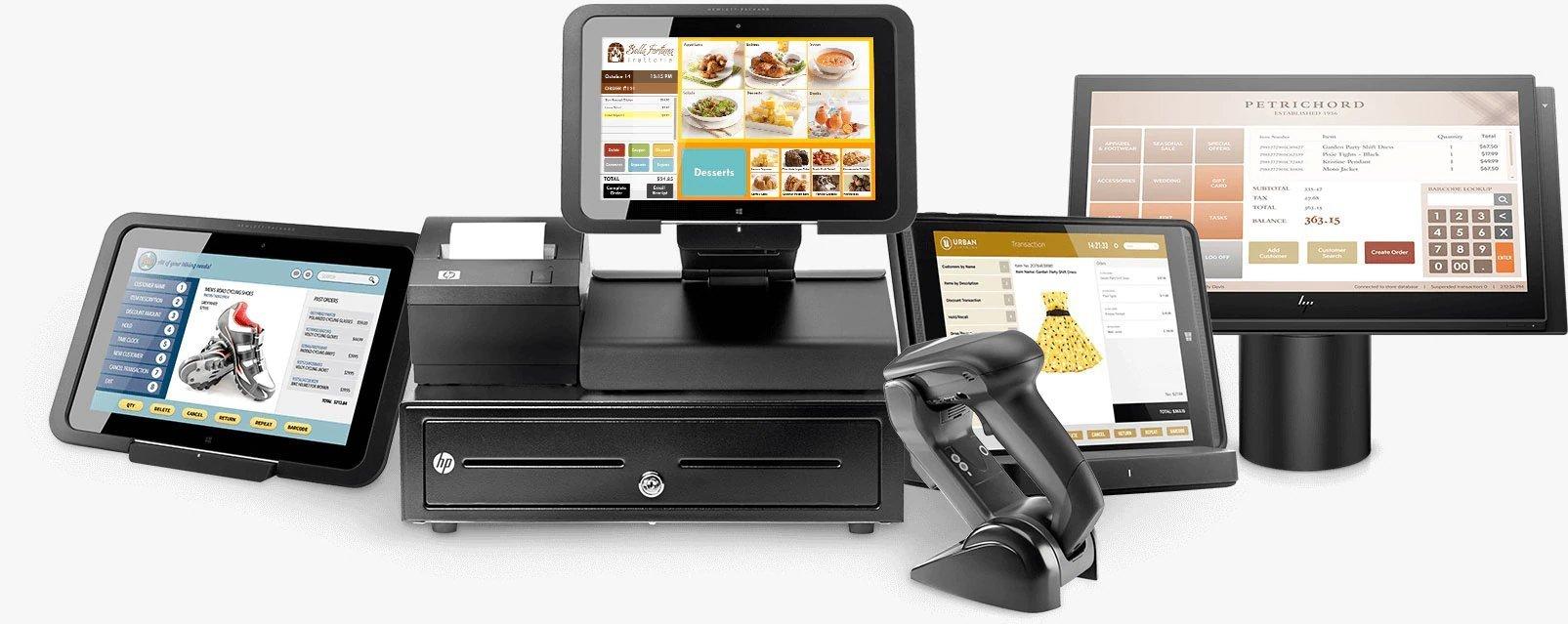 Sistema de punto de venta HP   Entusiasme a sus clientes y mejore los resultados comerciales