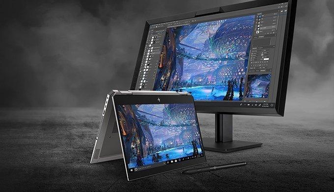 Una experiencia inigualable con monitores Z de HP